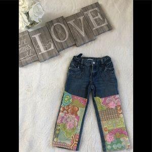 Custom boutique jeans